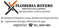 PLOMERIA ROYERS  roy polanco